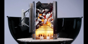 charcoal chimney starter picture